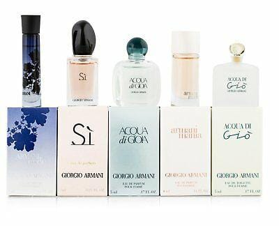 Giorgio Armani Women's Travel Gift Set 5 Pieces - Beautyshop.ie