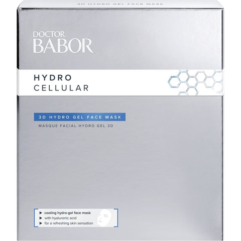 Babor Hydro Cellular 3D Hydro Gel Face Mask - Beautyshop.ie
