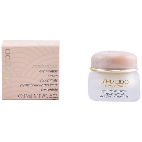 Anti-ageing Treatment for the Eye Contour Concentrate Shiseido (15 ml) - Beautyshop.ie