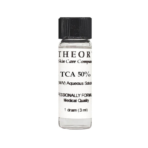 THEORY SKIN... Trichloroacetic Acid TCA - 3ml
