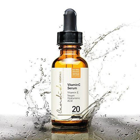 Candid Essentials Best Vitamin C Serum for Face & Eyes - Beautyshop.ie