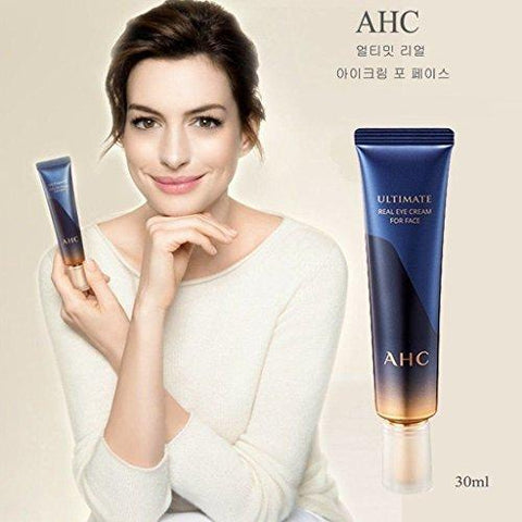 AHC Ultimate Real Cream 30ml aurpegiko krema
