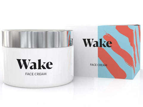 Wake Skincare Face Cream (50ml)
