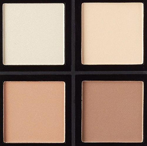 e.l.f. Cosmetics Contour Makeup Palette (Light to Medium) - Beautyshop.ie