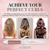 Lily England Deluxe Curling Tongs - Beautyshop.ie
