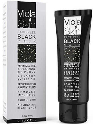 Viola Skin Care PREMIUM Black Mask - Beautyshop.ie