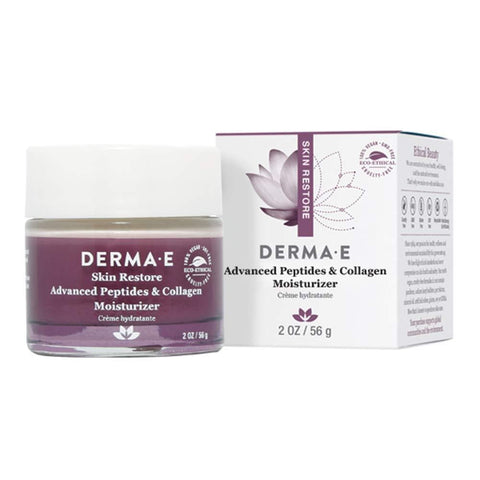 Derma E Deep Wrinkle Moisturizer With Peptides Crème (60ml) - Beautyshop.ie