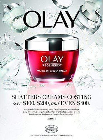 Olay Regenerist, Micro-Sculpting Cream, 50g - Beautyshop.es