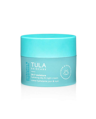 TULA Probiotic Skin Care 24-7 Moisture Hydrating Day and Night Cream - 40 мл - Beautyshop.ie