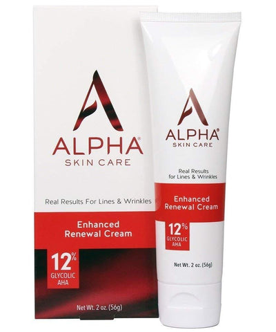Alpha Skin Care Enhanced obnavljajoči serum 14% glikolna alfa hidroksi kislina (AHA) (59ml)