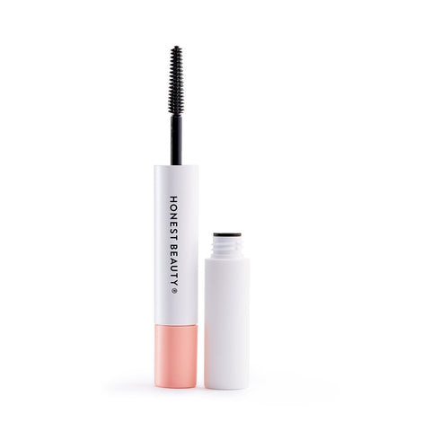 Honest Beauty Extreme Length Mascara Plus skropstu gruntējums, 0.27 Fluid Unce - Beautyshop.lv