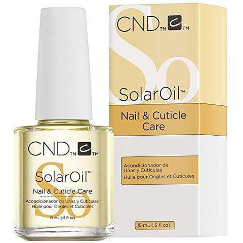 CND SolarOil Nail and Cuticle Conditioner (15ml) - Beautyshop.se