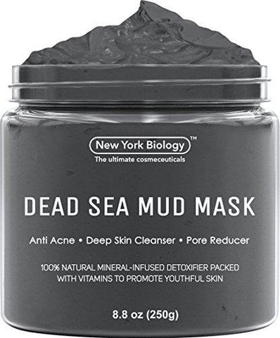 Dead Sea Mud Mask for Face & Body - 100% Natural Spa Quality (250g) - Beautyshop.ie