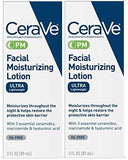 CeraVe Facial Moisturizing Lotion PM (Pack of 2) - Beautyshop.ie