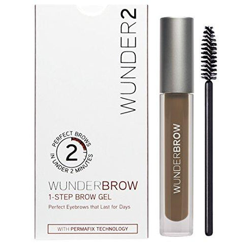 WUNDER2 WUNDERBROW Long Lasting Eyebrow Gel for Waterproof Eyebrow Makeup - Beautyshop.ie