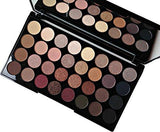 Revolution Shimmers and Matte Nudes Ultra 32 Eyeshadows Flawless Palette
