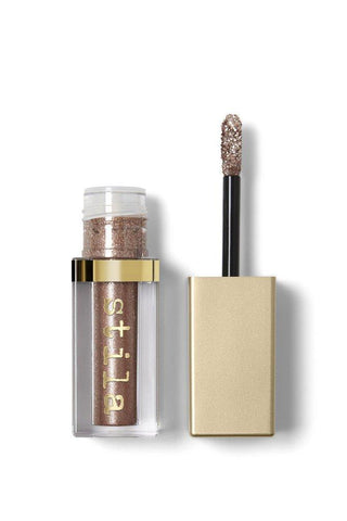 Stila Magnificent Metals Glitter and Glow Liquid Eye Shadow 4.5 ml (Bronzed Bell)