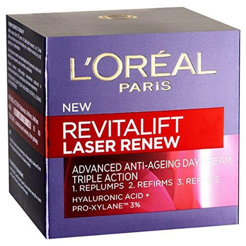 L'Oreal Paris Revitalift Laser Renew Anti-Ageing Serum 30ml - Beautyshop.ie