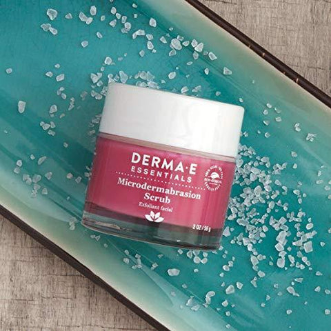 Derma E Microdermabrasion Scrub - (55ml) - Beautyshop.ie