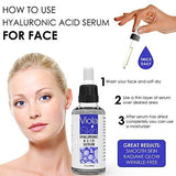 Viola Skin PREMIUM Hyaluronic Acid Serum - Beautyshop.ie