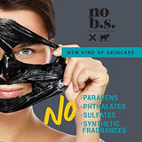 No B.S. CHARCOAL DETOX PEEL-OFF MASK - No Hype, No Fad Deep Cleaning Blackhead Remover Mask - Beautyshop.ie