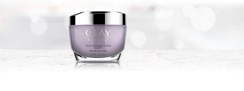 Night Cream av Olay, Regenerist Night Recovery 48G