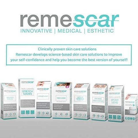 Remescar - Stretch Marks Treatment Clinically Proven Stretch Mark Prevention - Beautyshop.se
