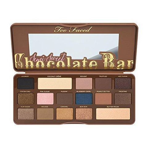 Barre de chocolat mi-sucré Too Faced - Beautyshop.fr