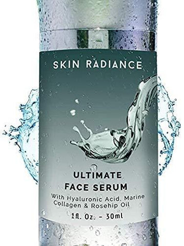 Skin Radiance Ultimate arcszérum