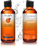 TruSkin Vitamin C Daily Facial Cleanser - Beautyshop.ie