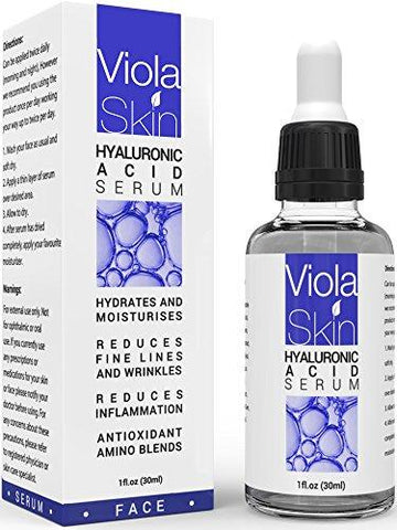 Viola Skin PREMIUM Hialuronic Acid Serum - Beautyshop.ie