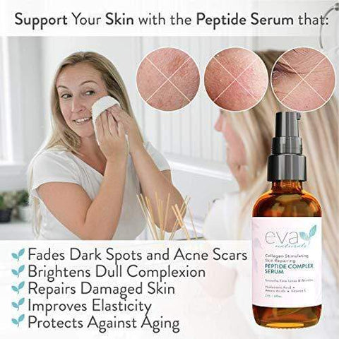 Peptide Complex Serum Eva Naturals-en (60ml) - Beautyshop.ie