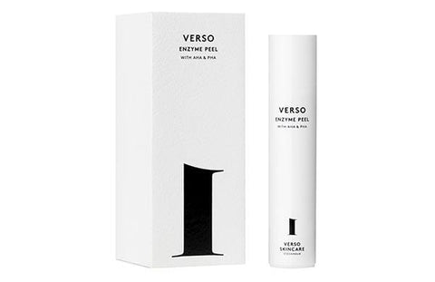 Verso Enzyme Peel - 50ml