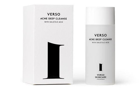 Verso Acne Deep Cleanse - 150ml - Beautyshop.ie