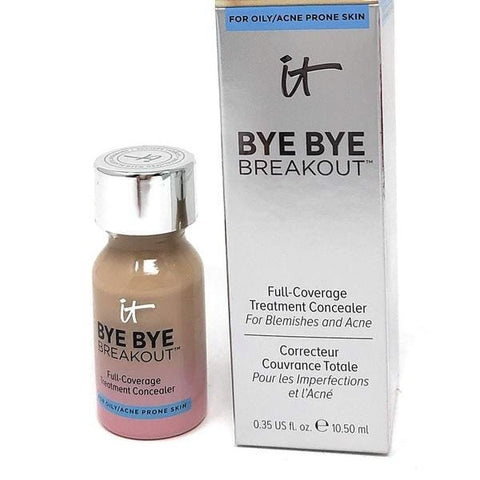 IT Cosmetics  BYE BYE BREAKOUT Full-Coverage Treatment Concealer - Beautyshop.ie