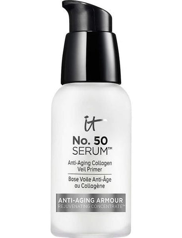 IT NO. 50 SERUM Anti-Aging Collagen Veil Primer