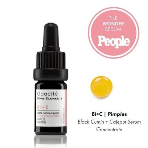 ODACITE Pimples Serum Concentrate (Black Cumin + Cajeput) (5ML)