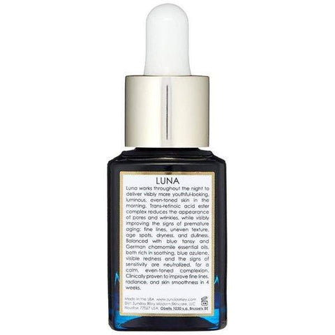 Sunday Riley Luna Olejek na noc, 0.5 fl. oz./15ML - Beautyshop.ie