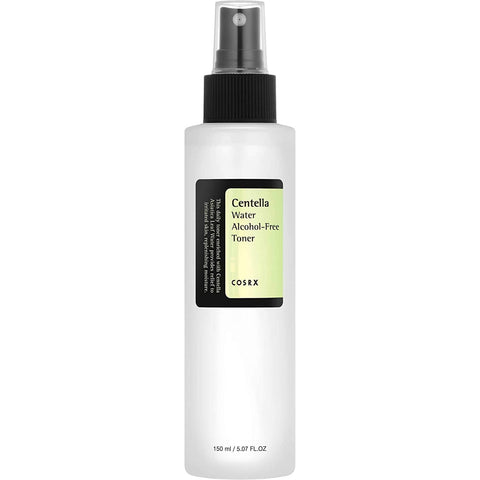 COSRX Centella Water Alcohol-Free Toner, 150ml - Beautyshop.ie