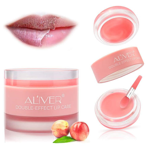 DOUBLE-EFFECT Lip Sleep Mask with Collagen Peptide - Beautyshop.ie
