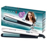 Remington Shine Therapy Advanced Ceramic Hair Straighteners with Morrocan Argan Oil for Improved Shine - S8500 - Beautyshop.ie