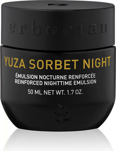 Yuza av Erborian Reinforced Nighttime Emulsion 50ml - Beautyshop.ie