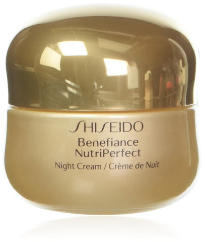 Shiseido Benefiance Wirinkle Resist 24 Night Cream 50ml - Beautyshop.ie