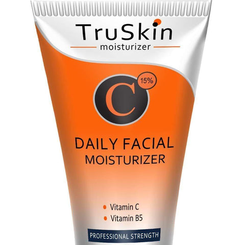 TruSkin Vitamin C Daily Moisturizer (60ml) - Beautyshop.ie