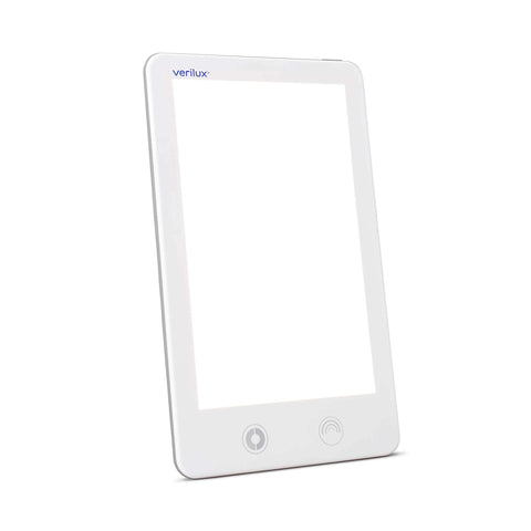 Verilux HappyLight Touch 10,000 Lux - Lámpara LED para terapia de luz - Beautyshop.es