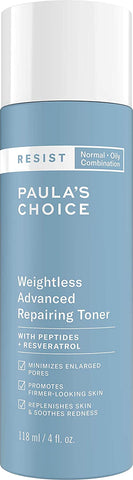 Paula's Choice Resist Weightless Advanced Repairing Toner - 118ml - Beautyshop.se