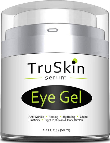 TruSkin Eye Gel Serum (50ml) - Beautyshop.ie