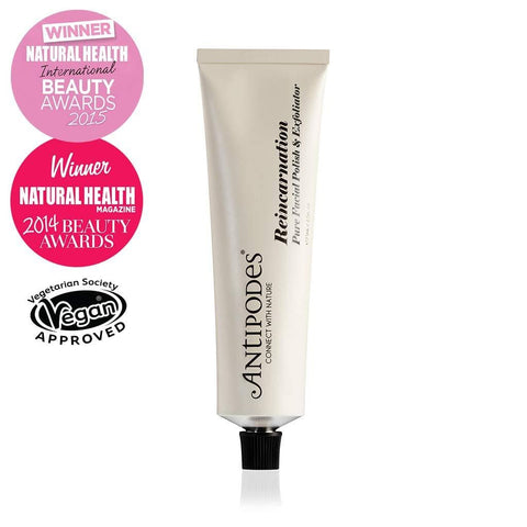 Antipodes Reincarnation Facial Exfoliator - Beautyshop.ie