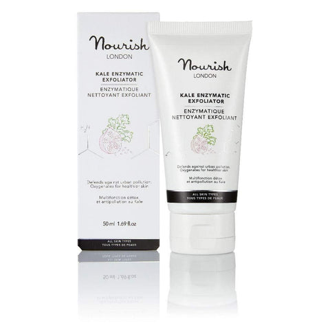 Nourish London Kale Enzymatic Exfoliator - Beautyshop.lt