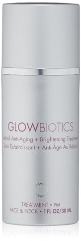 Glowbiotics MD Probiotic Retinol Anti-Aging + Brightening Treatment for Sensitive Skin, (30ml) - Beautyshop.ie